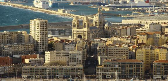 Une progression de 2 % des prix de l'immobilier à Marseille