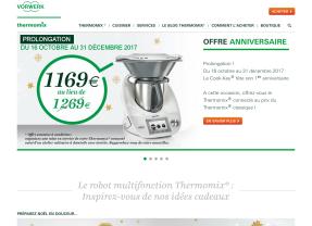 Focus sur le dernier robot Thermomix : le TM5